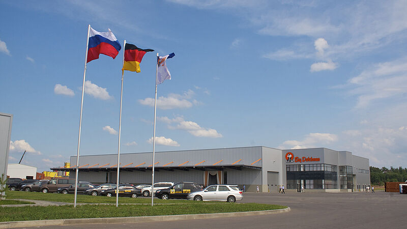 Logistiek centrum Kaluga, Rusland
